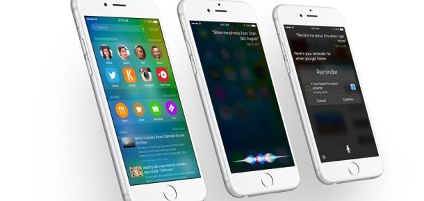 iOS 9'un saklı kalmış özellikleri