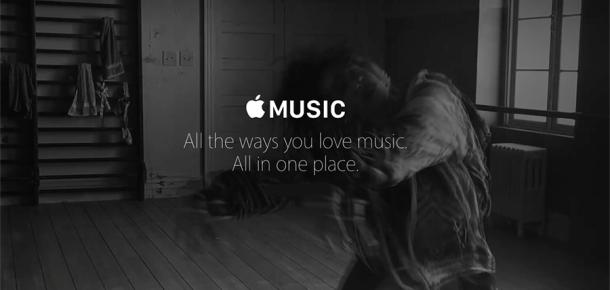 Apple Music'e ilk bakış