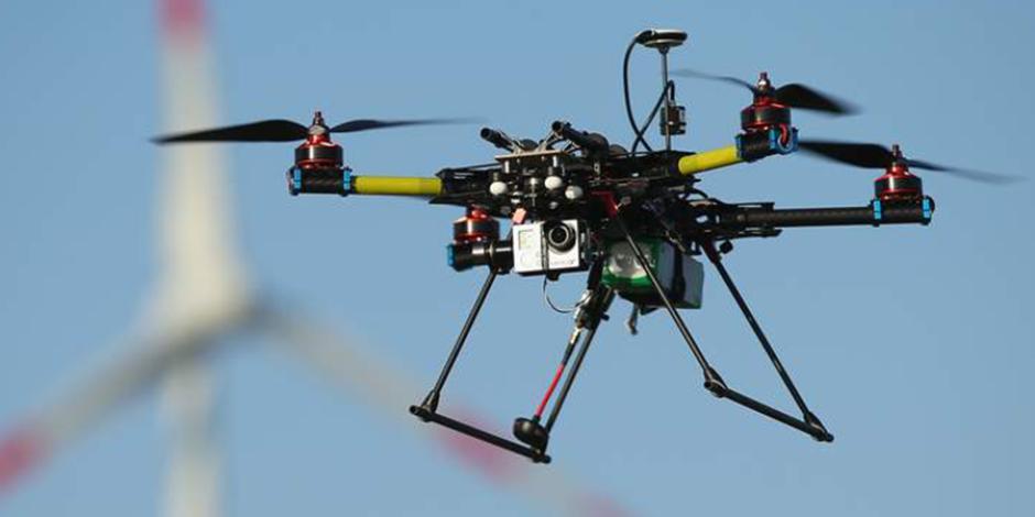 Drone'lar şimdi de kopyacıları yakalamaya çalışıyor