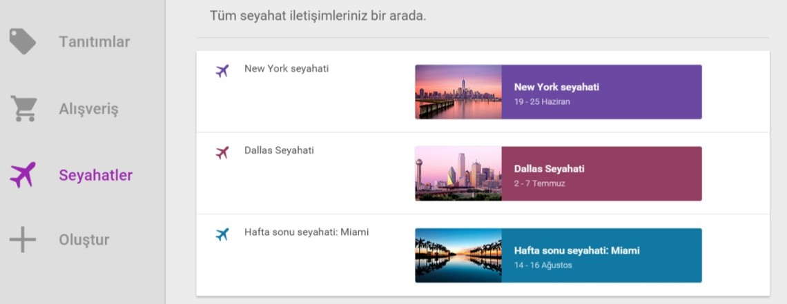 google-inbox-kategoriler
