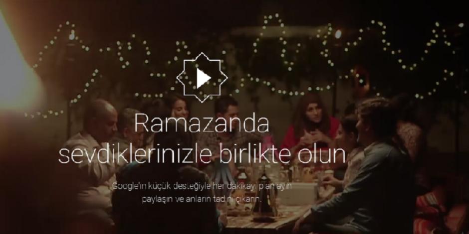 Google iftar saatini göstermeyen Ramazan sayfasında geri sayıma başladı