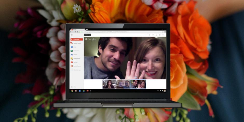 Google'ın evleneceklere özel servisi: Google Weddings