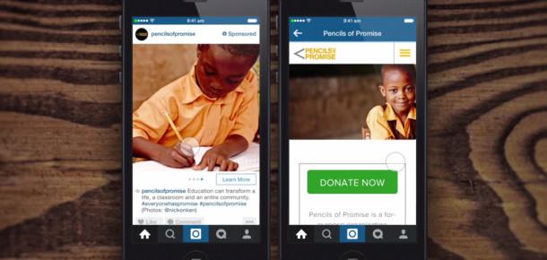 Facebook reklamları Instagram'ı da hedeflemeye başlıyor