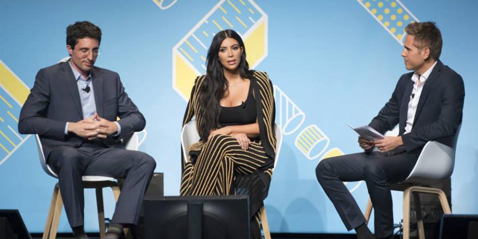 Cannes Lions'un dördüncü gününde Kim Kardashian rüzgarı esti
