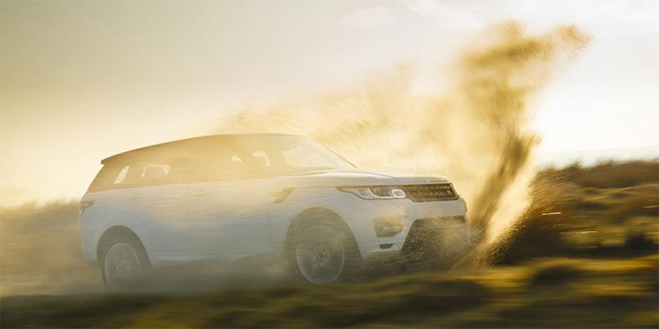 Uzaktan kumanda edilebilen Range Rover yakında geliyor