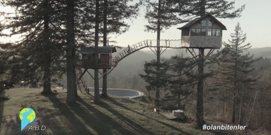 Hayalindeki evi inşa etmek ile Sosyal Medya'da #olanbitenler [video]