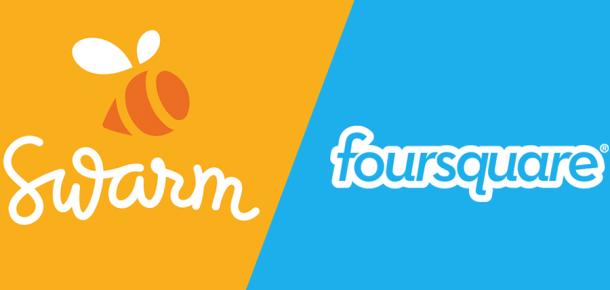 Foursquare'in mayorluğu Swarm'la yeniden geldi