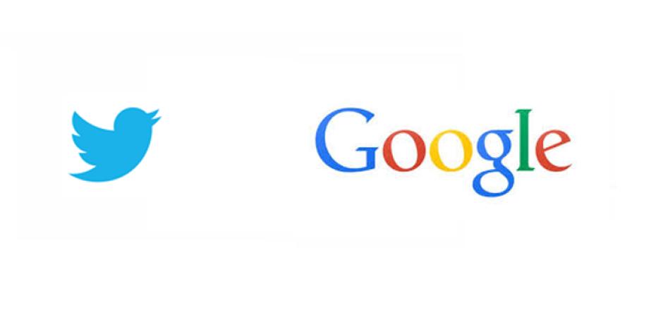 Tweet'lere ulaşmak için yeni mecra Google