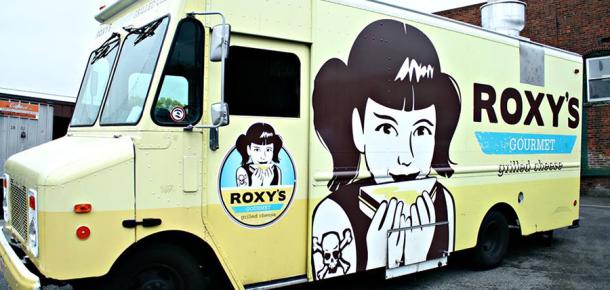 Tasarım harikası yemek kamyonları göz kamaştırıyor