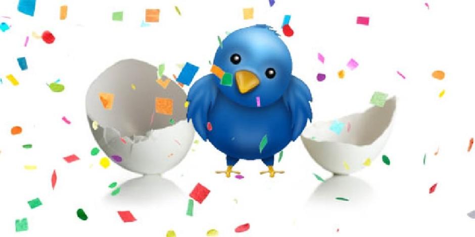 Doğum günü kutlamalarını artık Twitter'dan da alabileceksiniz