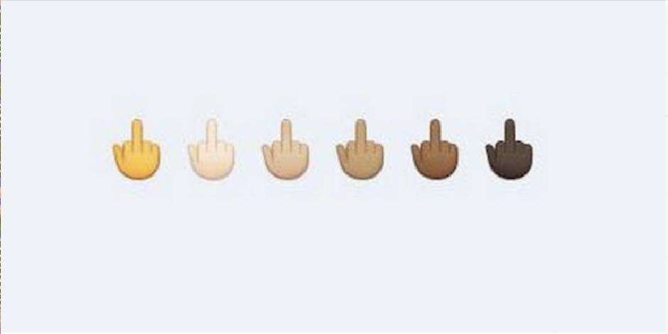 WhatsApp kullanıcılarına orta parmak emojisi sürprizi!