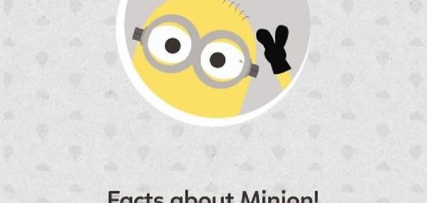 Hayranı olduğunuz minionları yakından tanıyın