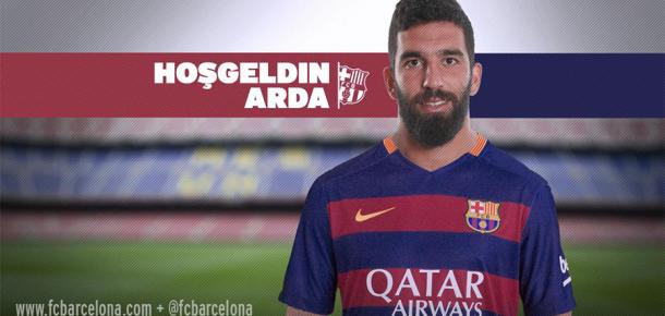 Barcelona Arda Turan'ın imzasını YouTube'da canlı yayınlıyor