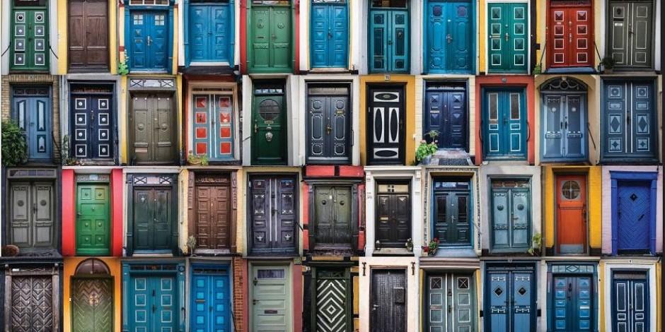 500px kullanıcısından gözlerinizi alamayacağınız derecede güzel kapılar