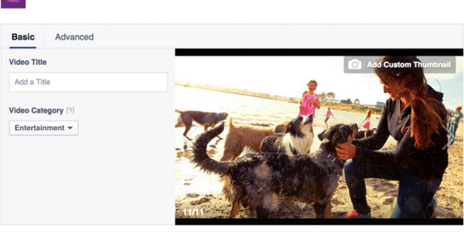 Facebook Sayfalar'da paylaşılan videolara 7 yeni özellik