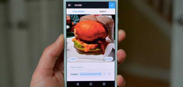Instagram'ın yeni tasarımının ilk görüntüleri çıktı