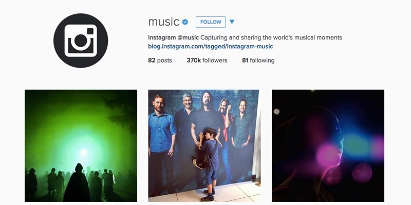 instagram-music-sayfası