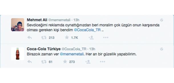Marka – Fenomen iletişimine yeni örnek: Mememetali ve Coca Cola