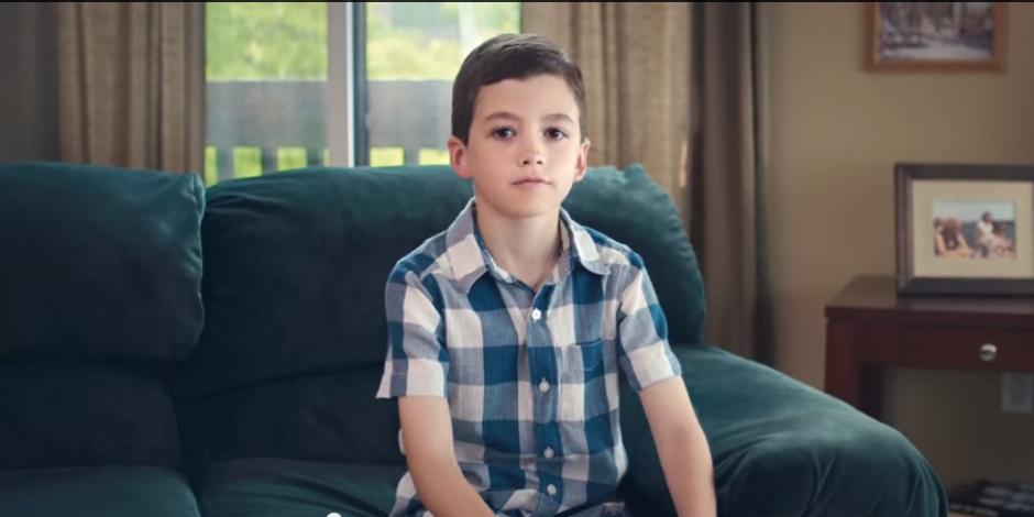 Nature Valley teknolojiye bağımlı çocukların portresini gözler önüne seriyor