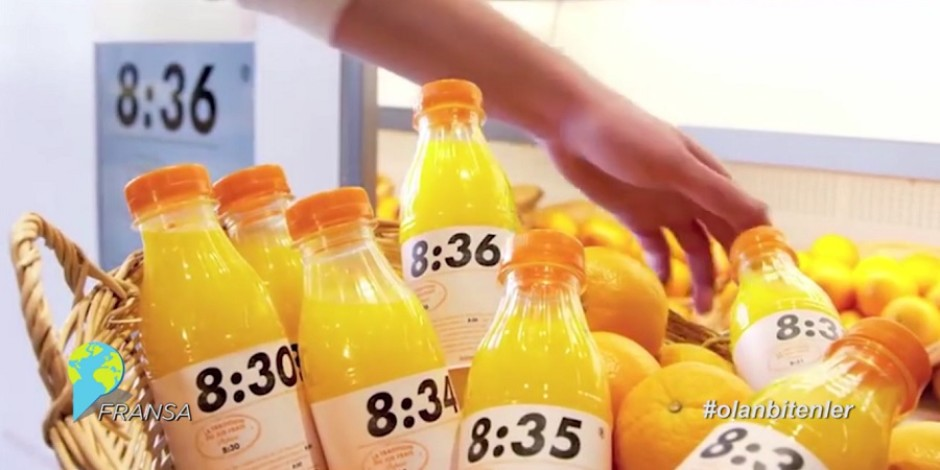 En taze portakal suyu ile Sosyal Medya'da #olanbitenler [video]