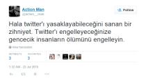 Twitter'ın kapatılmasının ardından yapılan dikkat çeken paylaşımlar