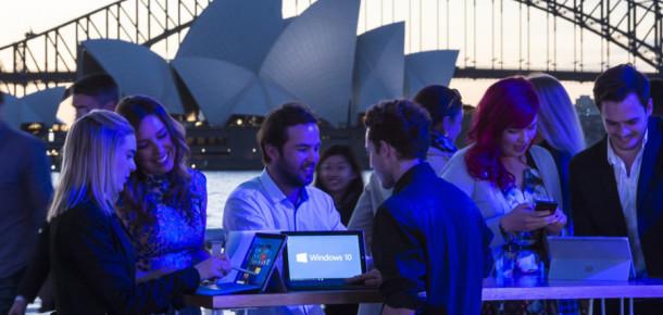 Windows 10 ilk gününde 14 milyon kez indirildi
