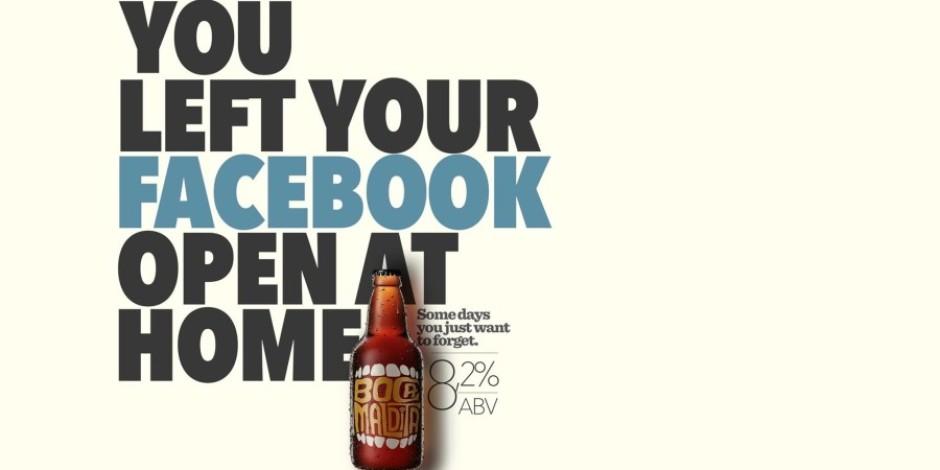Sosyal medyada karşılaşabileceğiniz kötü durumları ele alan bira markası