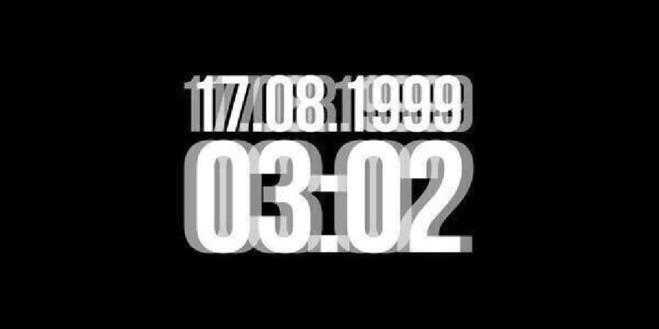 Tüm ülkeyi yaralayan #17ağustos1999 depreminin on altıncı yılı sosyal medyada yankı buldu