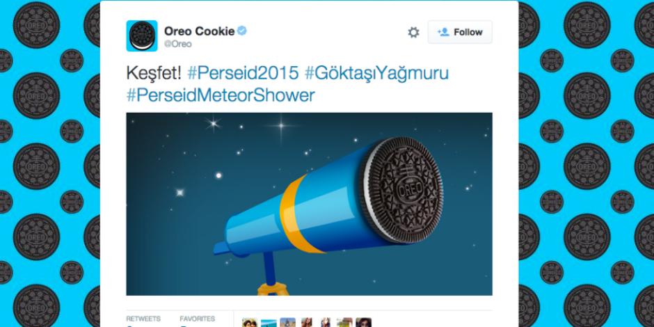 Perseid Meteor Yağmuru gündemine markaların paylaşımları