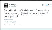 """Vodafone'un """"kızlar dura dura hiç olur"""" jingle'ına sahip reklamı sosyal medyada eleştiri odağı oldu"""