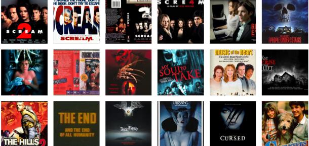 Unutulmaz yönetmen Wes Craven'ın filmleri