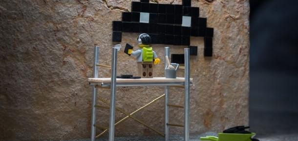 Minyatür LEGO maceraları