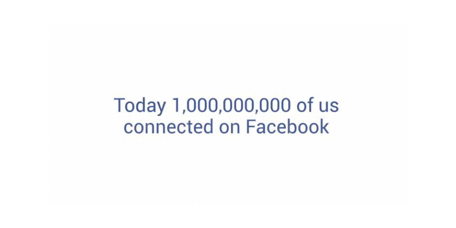 Facebook tek günde 1 milyar aktif kullanıcıya ulaştı