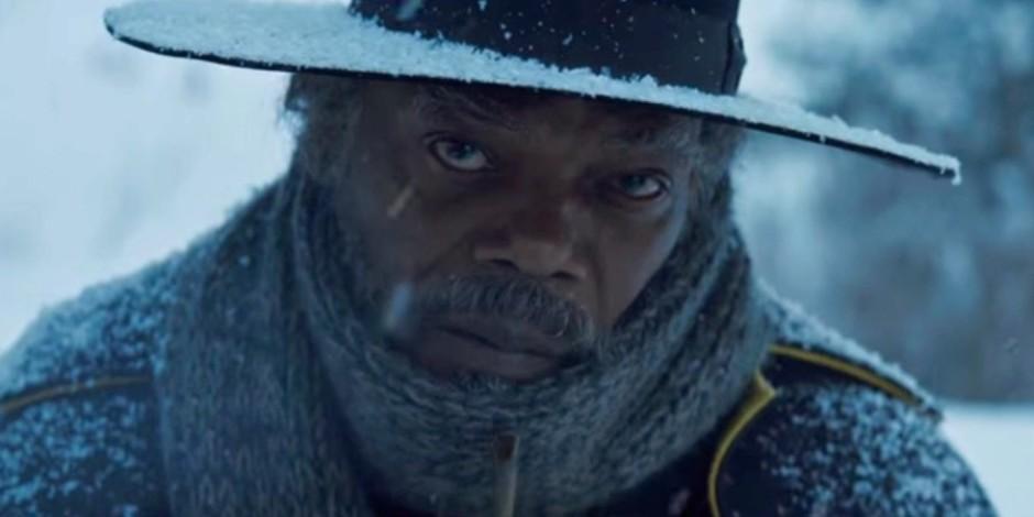 Quentin Tarantino'nun yeni filmi 'The Hateful Eight' in ilk fragmanı yayınlandı