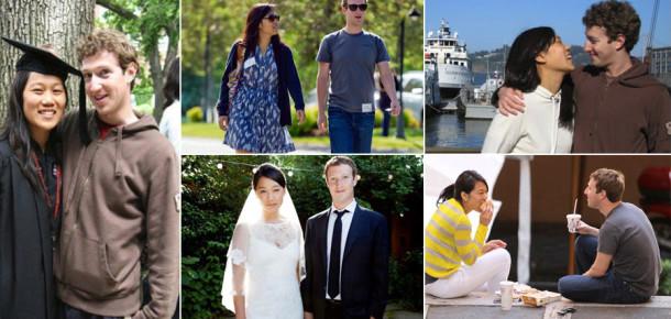 Bir partide tuvalet sırasında tanışmayla başlayan 12 yıllık ilişki: Mark Zuckerberg ve Priscilla Chan