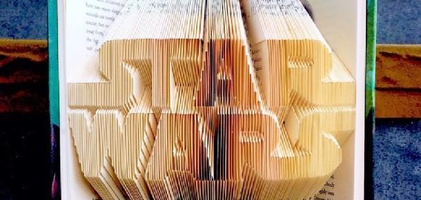 Kalın kapaklı kitaplar heykellere dönüşüyor