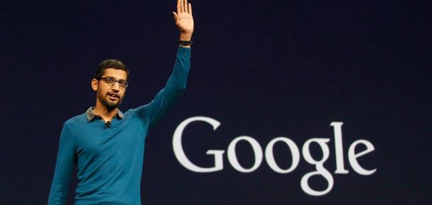 Yükselişi ile şaşırtan Google'ın yeni CEO'su Sundar Pichai