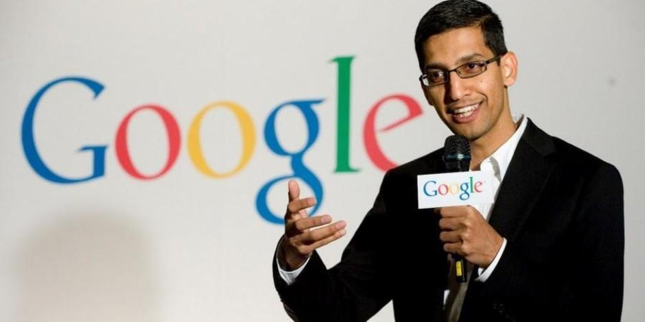 Google ve yeni CEO Sundar Pichai hakkında ilginç dedikodular