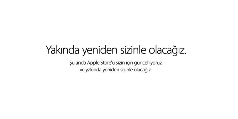 Apple Store kapandı