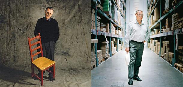IKEA'nın kurucusu Ingvar Kamprad'ın kendi çabalarıyla milyarder oluş hikayesi