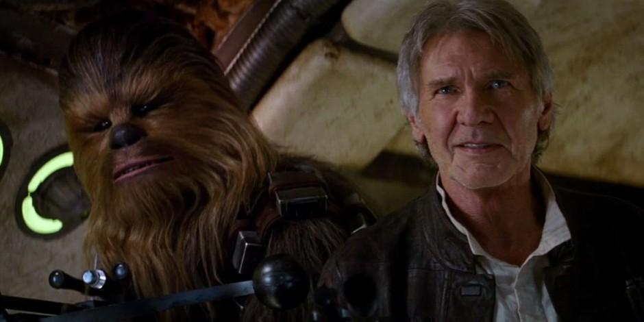 Star Wars'ta gala yapılmadan yeni film için kollar sıvandı!