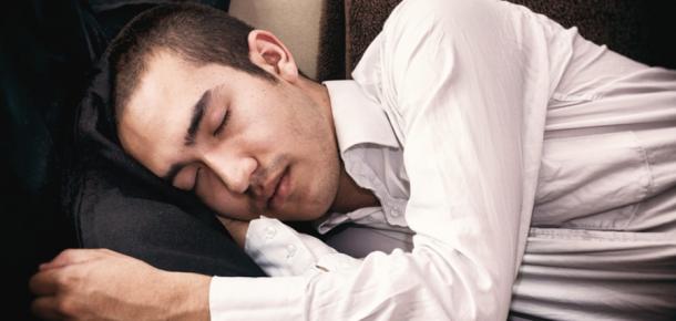 Yeteri kadar uyumadığınızda beyninizde olup bitenler