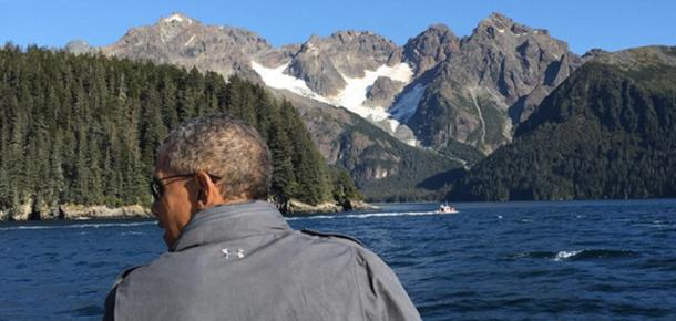 Obama Instagram'da #nofilter takılıyor