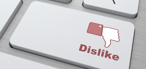 """Facebook """"Dislike"""" mağduru olmayın!"""