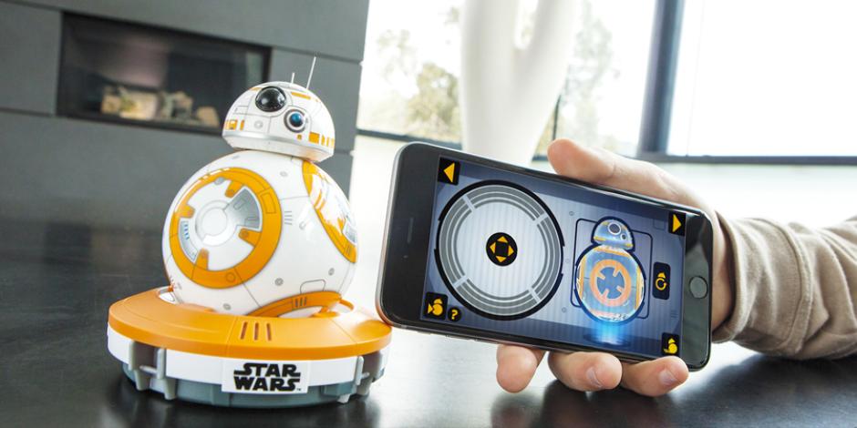 Star Wars hayranlarının favorisi olacak akıllı oyuncakBB-8