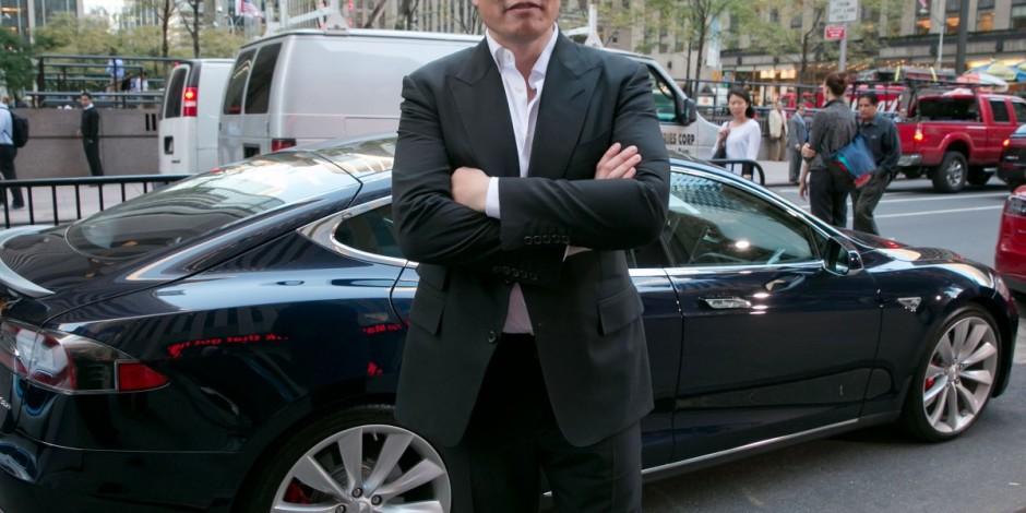 Elon Musk dönerciden fotoğraf paylaştı
