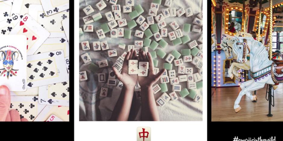 Gerçek hayatta bulunan 817 emojiyi birleştiren büyüleyici video