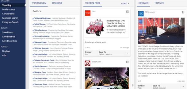 Facebook gazeteciler için veri ve içerik kaynağı Signal'ı duyurdu