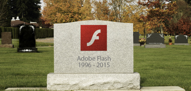 Adobe Flash'ı hemen kaldırmalısınız