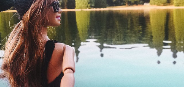Sosyal medyadaki yapaylığı yüzümüze çarpan Instagram'da Hipster Barbie rüzgarı